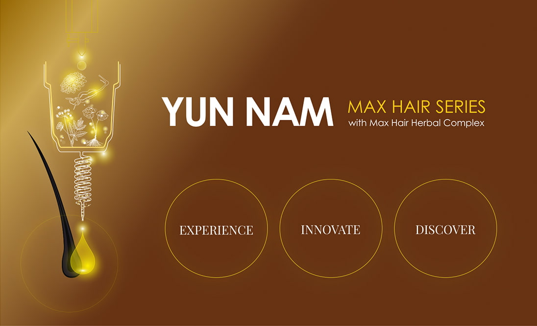 Yun Nam Max Hair Series
